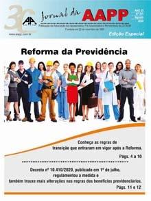 Jornal AAPP 311 - Agosto 2020